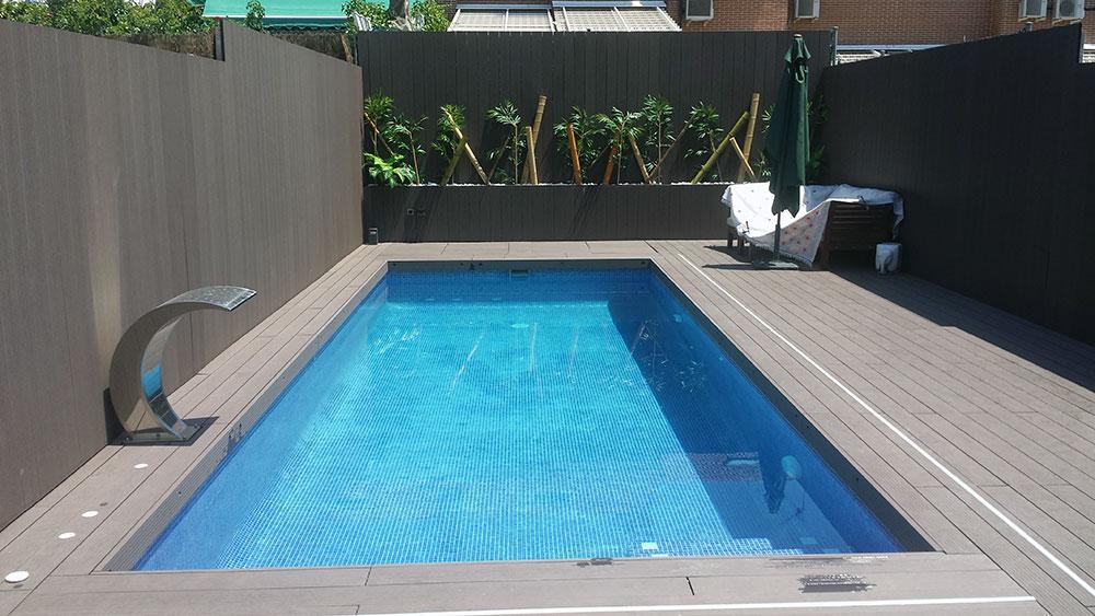 0022 for Diseno de piscinas residenciales